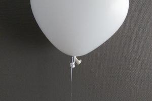 Hart Heliumballonnen