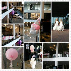 InMore bruidsbeurs balloncreaties verhuur bruiloft