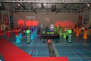 In4more ballonnen Stageonline beroepen feest Sneek 2015 verhuur