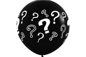 Gender Reveal Helium Ballon